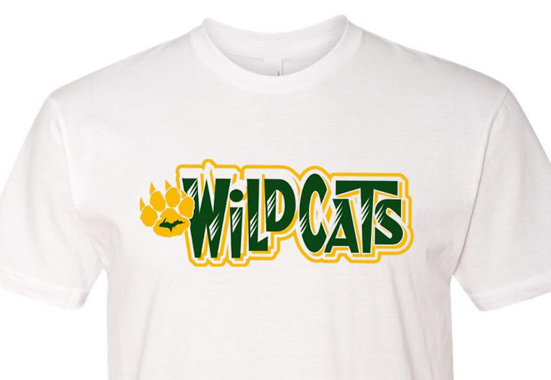 wildcat paw white
