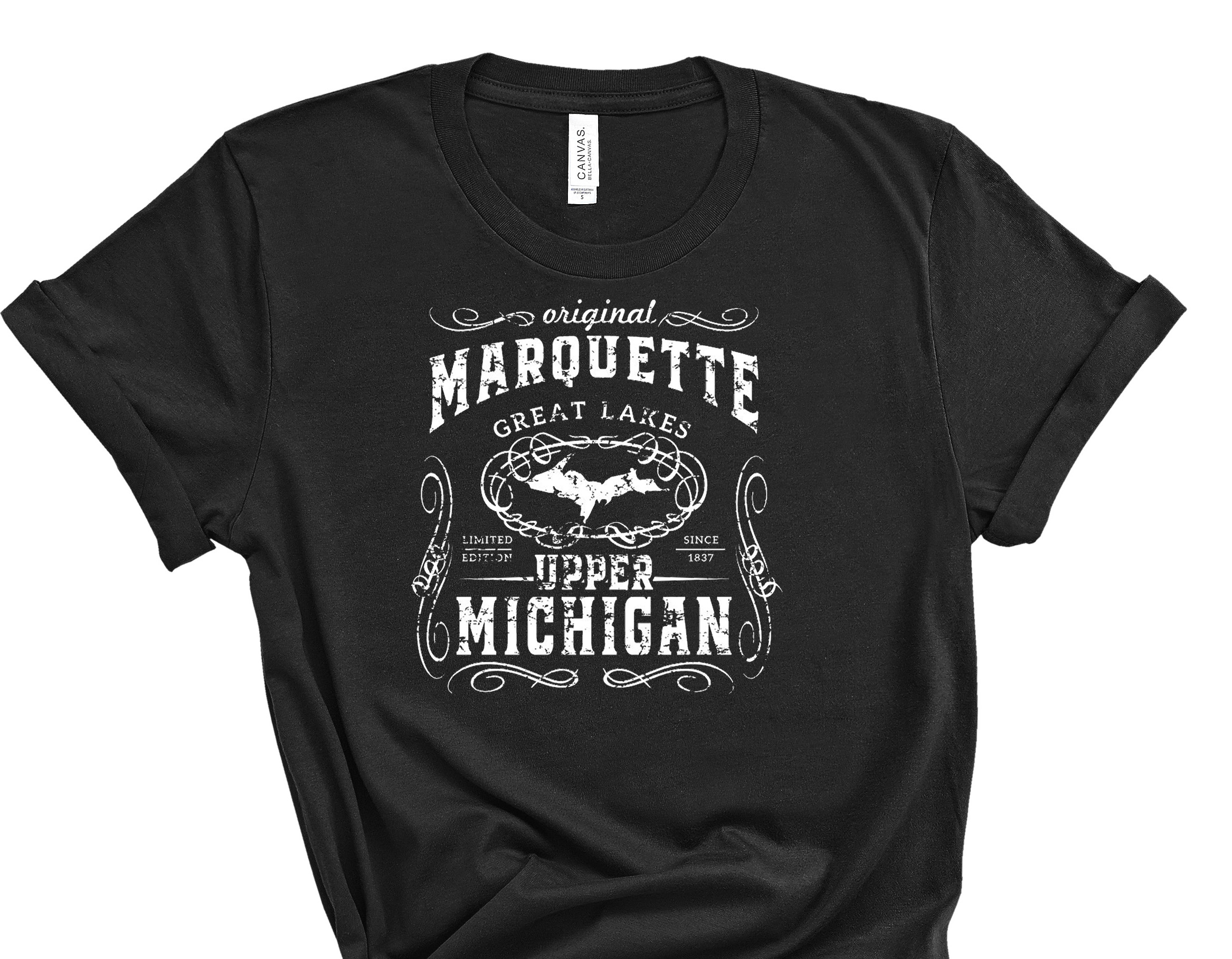 marquete distressed