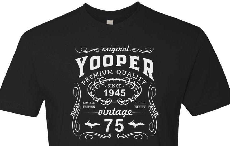 yooper birthday black