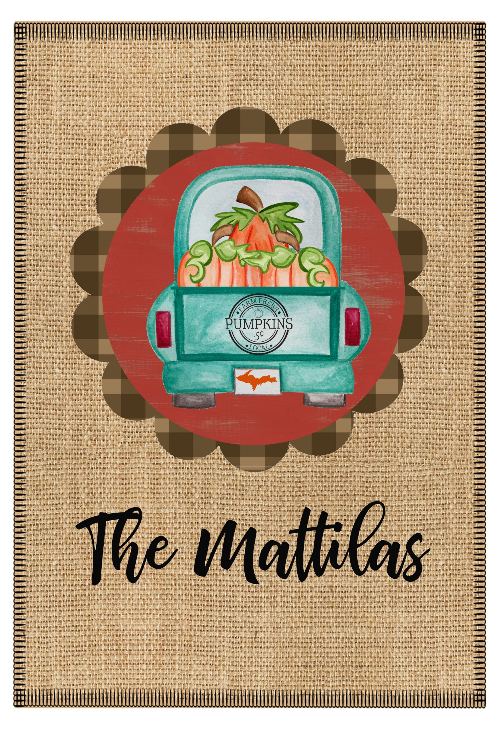 Mattila flag